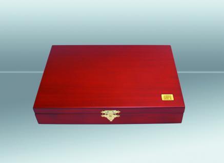 SAFE 5898 Elegance Holz Sammelkassetten 90x Kronkorken - Champagnerkapseln - Champagnerdeckel - Vorschau 3