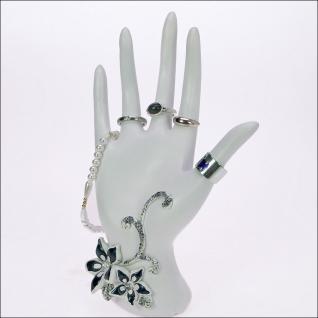 SAFE 73583 Acrylglas Design Schmuckständer Ständer im Paravent Style für Schmuck & Ketten & Ohrringe - Vorschau 5