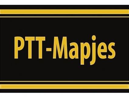 """1 x SAFE 1130 SIGNETTE Aufkleber selbstklebend """" PTT-Mapjes """" (niederländisch)"""