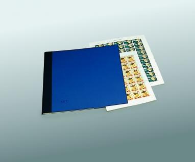 SAFE 835 Briefmarken Bogenmappe Bogenalbum mit 16 Pergamintaschen 265 x 320 mm - Vorschau