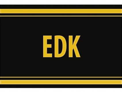 "1 x SAFE 1130 SIGNETTE Aufkleber selbstklebend "" EDK """