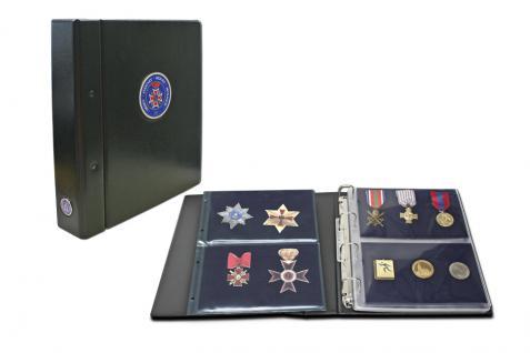 SAFE 484 Schutzkassete schwarz für das Album 7355 Orden Ehrenzeichen - Vorschau 2