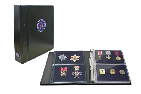 SAFE 7355 PREMIUM Sammelalbum Album Militaria & Orden & Ehrenzeichen & Abzeichen