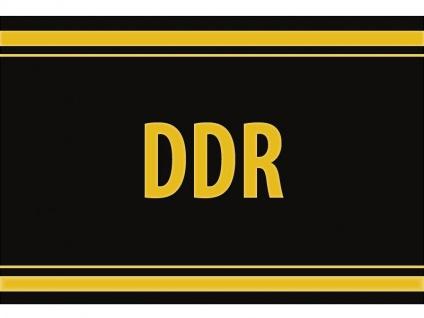 """1 x SAFE 1130 SIGNETTE Aufkleber selbstklebend """" DDR """""""