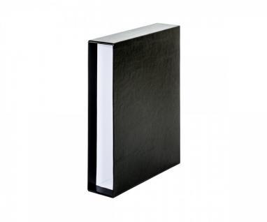 LINDNER 116K-S Schutzkassette Kassette Schuber Schwarz für Einsteckbuch Einsteckbücher 1162S 1169S