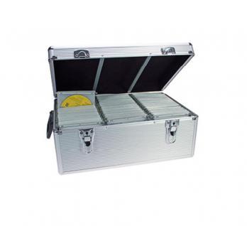 SAFE 216 Security ALU CD - Sammel - Koffer Für 510 CD's DVD's Blue Ray Datenträger in Hängeregistern - Vorschau 2