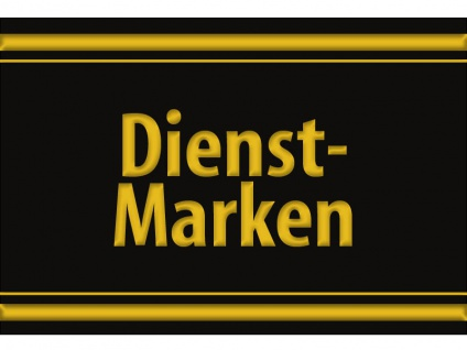 """1 x SAFE 1130 SIGNETTE Aufkleber selbstklebend """" Dienstmarken """""""
