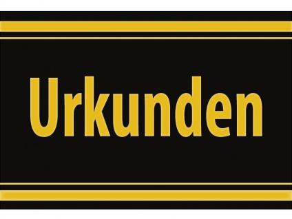 """1 x SAFE 1130 SIGNETTE Aufkleber selbstklebend """" Urkunden """""""
