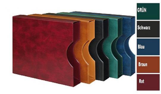 KOBRA CD3 Rot CD Sammelalbum Ringbinder Album + 25 Hüllen + Verzeichnis für 25 CD's DVD Blue Ray - Vorschau 4