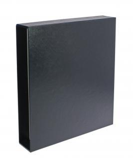 SAFE 6006 Blaue Schutzkassette für die Postkartenalbum Album Ringbinder Yokama Blau 6001 - 6002 - 6005
