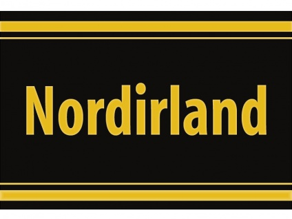 "1 x SAFE 1130 SIGNETTE Aufkleber selbstklebend "" Nordirland """