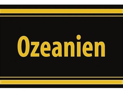 """1 x SAFE 1130 SIGNETTE Aufkleber selbstklebend """" Ozeanien """""""