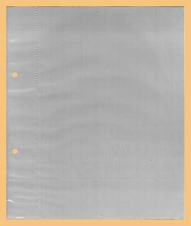 10 x KOBRA G15E Ergänzungsblätter ungeteilt glasklar 1 Tasche 216x150 mm DIN A5 Ideal für ETB'S