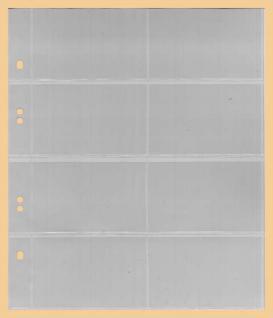 10 x KOBRA G28E Ersatzblätter Ergänzungsblätter Telefonkartenblätter 8 Telefonkarten Visitenkarten