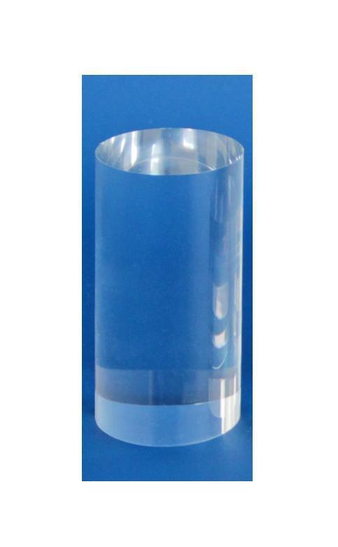 """SAFE 5216 ACRYLGLAS Deko Präsentations Säule Universal """" XL """" Durchmesser 50 mm Höhe 100 mm - Für all die kleinen Schätze von A - Z"""