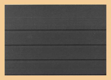 500 x A6 KOBRA VL4 Einsteckkarten Steckkarten Klemmkarten 148 x 105 mm 4 Streifen - Vorschau 1