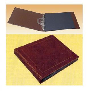 KOBRA AK2K Dunkelbraun - Braun Schutzkassette - Kassette Für das Große Postkartenalbum AK2B-H - Vorschau 2