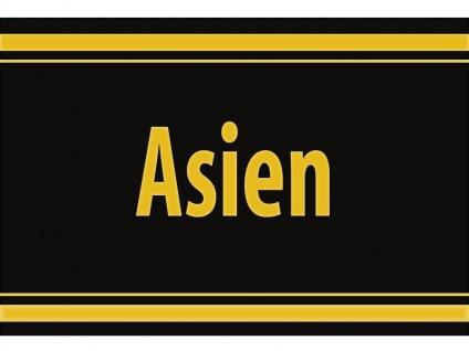 """1 x SAFE 1130 SIGNETTE Aufkleber selbstklebend """" Asien """""""
