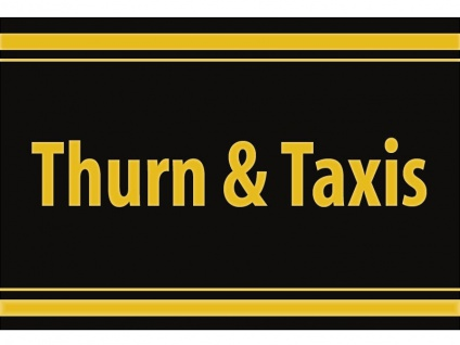 "1 x SAFE 1130 SIGNETTE Aufkleber selbstklebend "" Thurn & Taxis """