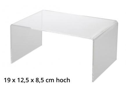 SAFE 5291 ACRYL Präsentationsbrücke Deko Aufsteller 190 x 125 x 85 Für Schaufenster Fenster Vitrinen Bürodekoration
