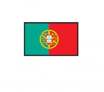 1 x SAFE 1175 SIGNETTE Flagge Portugal Aufkleber Kennzeichnungshilfe - selbstklebend