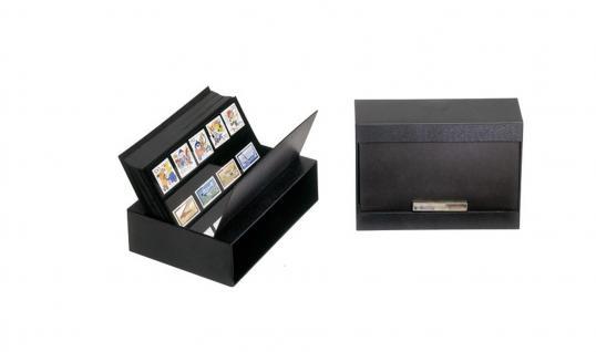 LINDNER 870 Marken Steckbox DIN A5 (leer) für Einsteckkarten von SAFE Kobra A6 - C6 - A5