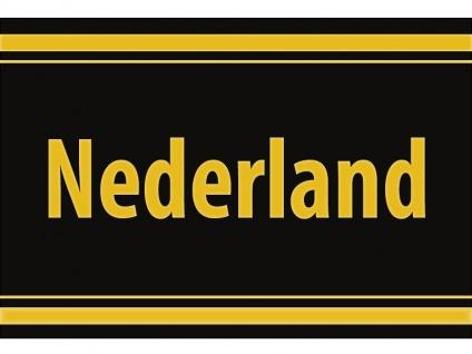 """1 x SAFE 1130 SIGNETTE Aufkleber selbstklebend """" Nederland """" Niederlande - Holland"""