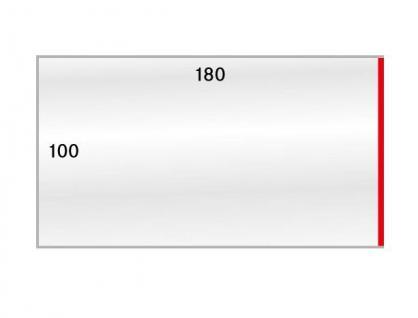 100 x LINDNER 883P Schutzhüllen Hüllen Banknotenhüllen 180 x 100 mm Ideal für Banknoten FDC