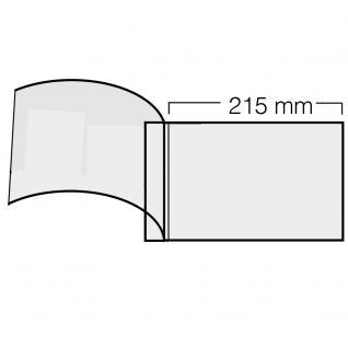 10 x SAFE 7983 Ergänzungsblätter Compact-Quer Faltblatt 215x 152 mm Doppel ETB