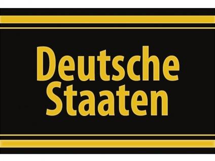 """1 x SAFE 1130 SIGNETTE Aufkleber selbstklebend """" Deutsche Staaten """""""