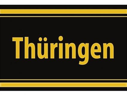 "1 x SAFE 1130 SIGNETTE Aufkleber selbstklebend "" Thüringen """