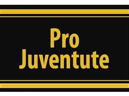 "1 x SAFE 1130 SIGNETTE Aufkleber selbstklebend "" Pro Juventute """