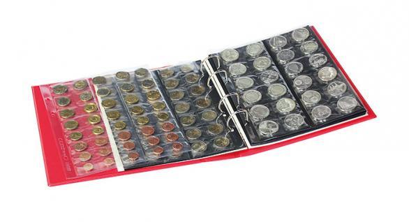 Lindner S3542m-9 Solind - Gelb Multi Collect Münzalbum Publica M Color + Kassette + 10 Münzblätter Mixed + Zwl - Vorschau 3