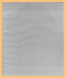 KOBRA G15 Schwarz ETB - Erstagsblatt - Album Sammelalbum + 50 glasklaren Blättern G15E für 100 ETB's - Vorschau 2