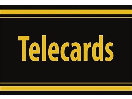 "1 x SAFE 1130 SIGNETTE Aufkleber selbstklebend "" Telecards "" Telefonkarten"