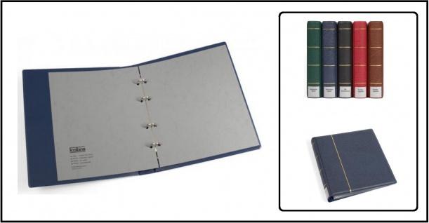 KOBRA G24K Blau Schutzkassette - Kassette Für das Album Ringbinder G24 & G29 - Vorschau 4