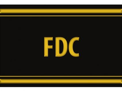 """1 x SAFE 1130 SIGNETTE Aufkleber selbstklebend Briefe """" FDC """""""