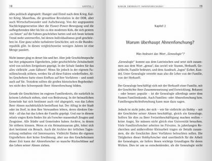 Battenberg - Anleitung zur Ahnenforschung Familienchronik und Familienwappen - 4. Auflage - Christina Zacker - 2006 - Vorschau 2