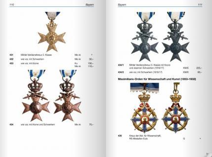 Battenberg Deutsche Orden und Ehrenzeichen 1800-1945 - 2012/2013 19. Aufl. Jörg Nimmergut Katalog - PORTOFREI in Deutschland - Vorschau 2