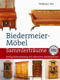 Battenberg Biedermeier Möbel Sammlerkatalog 2008 - Vorschau