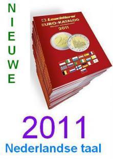 LEUCHTTURM EURO Munten Bankbiljetten 2011 in Nederl - Vorschau