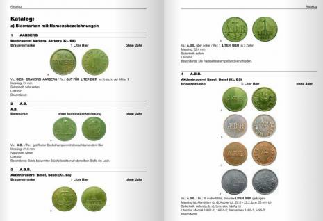 Gietl Biermarken der Schweiz Marken Brauerein Katalog 1. Auflage - Ruedi Kunzmann 2009 - PORTOFREI in Deutschland - Vorschau 3