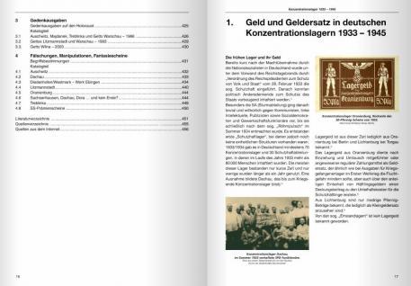 Gietl - Battenberg - Das Geld des Terrors Geld und Geldersatz in deutschen Konzentrationslagern und Gettos 1933 - 1945 - 1.Auflage H.L. Grabowski - 2008 - Vorschau 3