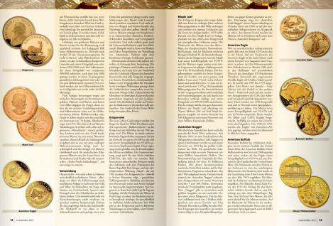 GIETL Münzen Revue Gold & Silber Sonderheft 2012 Boom - Münzkatalog - PORTOFREI in Deutschland - Vorschau 3