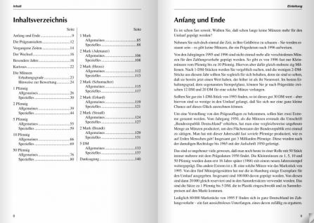 GIETL M & S Edition Die Deutsche Mark Wissenswertes und Interessantes über die bundesdeutschen Kursmünzen 2. Auflage Michael D. Lütgemeier - 2010 - PORTOFREI in Deutschland - Vorschau 2