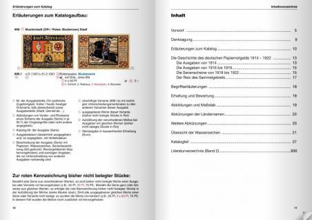 Gietl Deutsche Serienscheine 1918-1922 Deutsches Notgeld Band 1-2 Grabowski / Mehl 3. Auflage - 2009 in Farbe PORTOFREI in Deutschland - Vorschau 2
