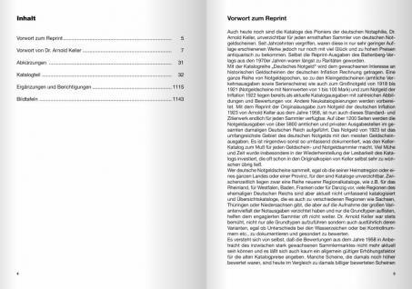 Gietl Das Notgeld der deutschen Inflation 1923 2 Bände Deutsches Notgeld - Deutsches Notgeld Papiergeldkatalog Band 7 und 8 - 1. Auflage Reprint Arnold Keller -2004 - Vorschau 2
