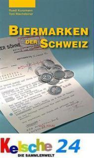 Gietl Biermarken der Schweiz Marken Brauerein Katalog 1. Auflage - Ruedi Kunzmann 2009 - PORTOFREI in Deutschland