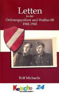 Michaelis Letten id Ordnungspolizei u Waffen SS 194 - Vorschau