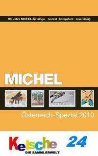 MICHEL Österreich Katalog 2010 + Bonus + Portofrei - Vorschau